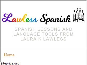 lawlessspanish.com