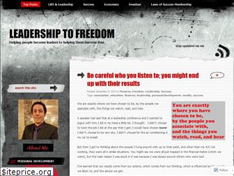 leadershiptofreedom.com