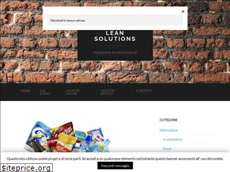leansolutions.it