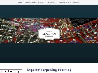 learn-to-sharpen.com