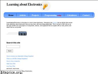 learningaboutelectronics.com