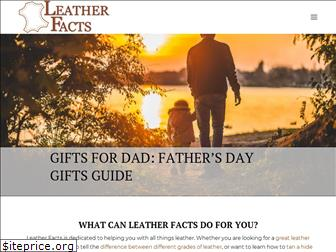 leatherfacts.org