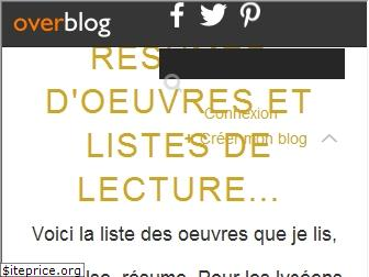 lectureslaucadet.over-blog.com