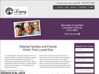 legacycremationservices.com