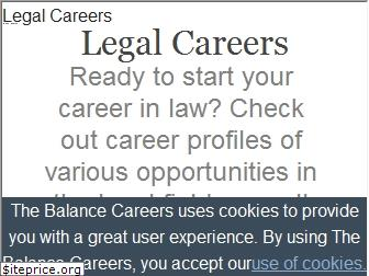 legalcareers.about.com
