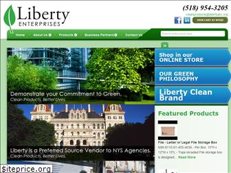libertycleanproducts.com