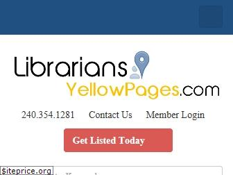 librariansyellowpages.com
