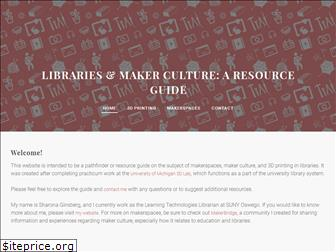 library-maker-culture.weebly.com