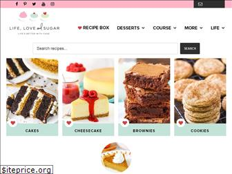 lifeloveandsugar.com