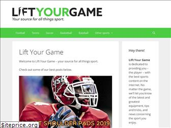 liftyourgame.net