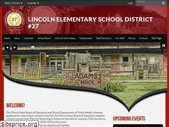 lincoln27.org