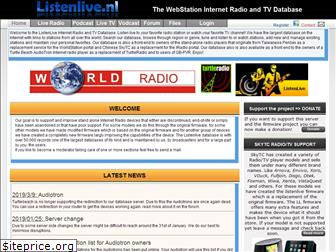 listenlive.nl