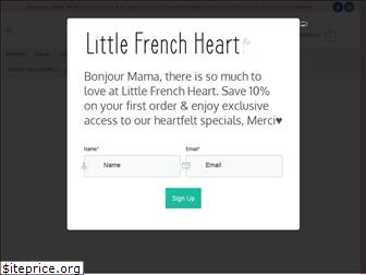 littlefrenchheart.com