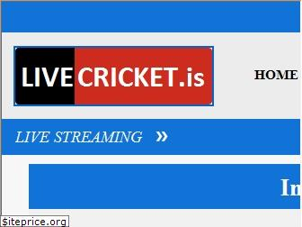 livecricket.is