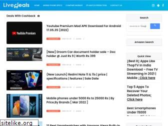 livedeals.in