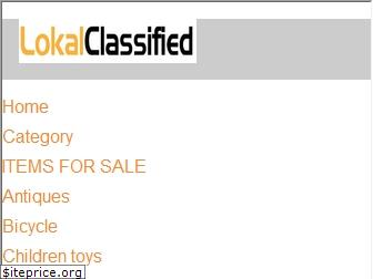 lokalclassified.com