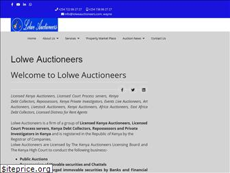 lolweauctioneers.com
