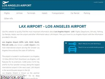 los-angeles-airport.com