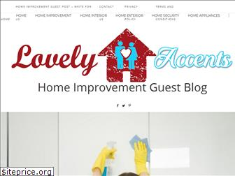 lovelyhomeaccents.com