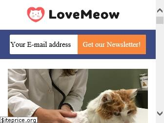 lovemeow.com