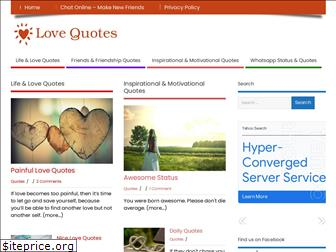 lovequotes.net.in