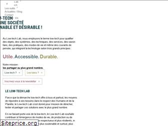 lowtechlab.org