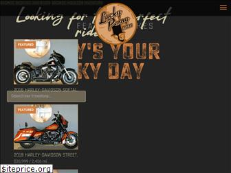 luckypennycycles.com