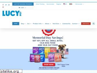 lucypetproducts.com