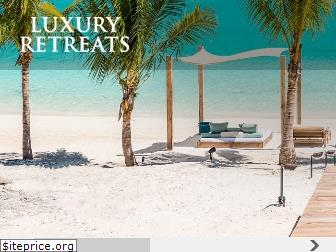 luxuryretreats.com