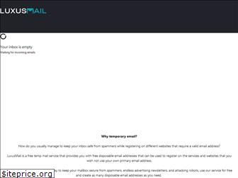 luxusmail.org