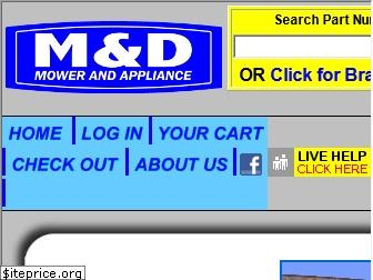 m-and-d.com