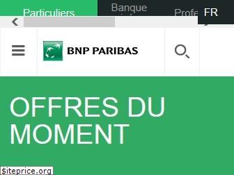 www.mabanque.bnpparibas website price
