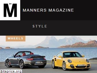 manners.nl