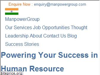 manpowergroup.co.in