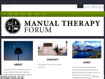 manualtherapy.blog