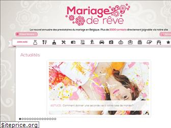 mariagedereve.be