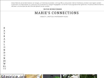 mariesconnections.com