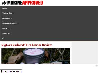 marineapproved.com