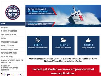 maritimedocumentation.us