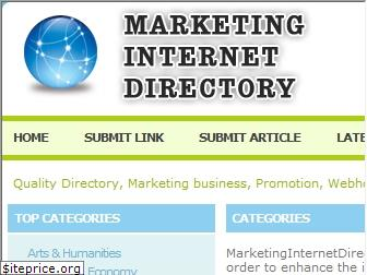 marketinginternetdirectory.com