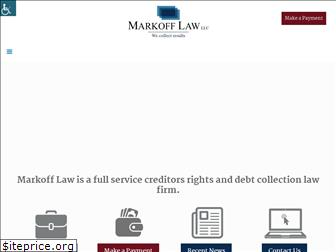 markofflaw.com