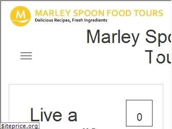 marleyspoonfoodtours.review