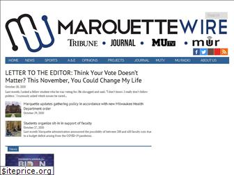 marquettewire.org