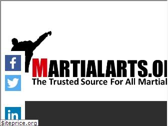 www.martialarts.org website price