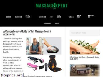 www.massagexpert.net website price