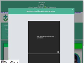 masterminddefenceacademy.in