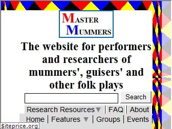 mastermummers.org