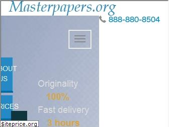 masterpapers.org