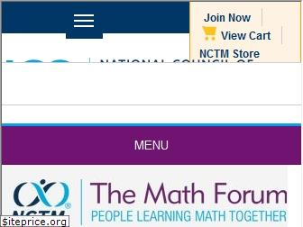 mathforum.org