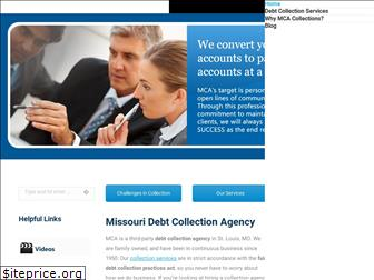 mcacollectionagency.com